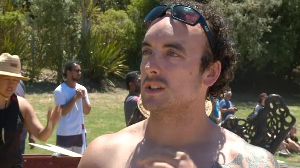 Video for Shortage of waka paddlers at Waitangi inspires a new generation
