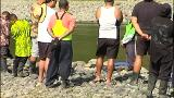Video for Rāhui in place along the Ōhinemataroa river