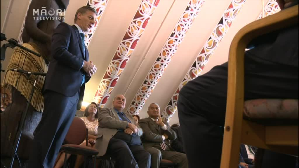 Video for Breakfast over business at Ōrākei Marae