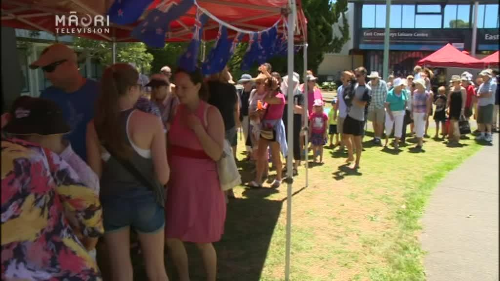 Video for Waitangi day for all to learn