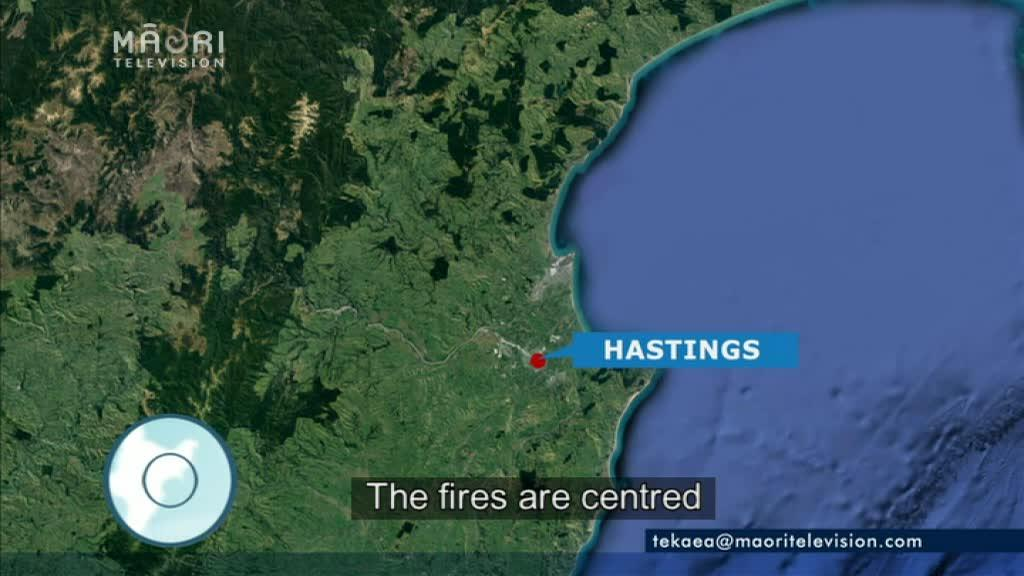 Video for Hawke's Bay Civil Defence call a state of emergency