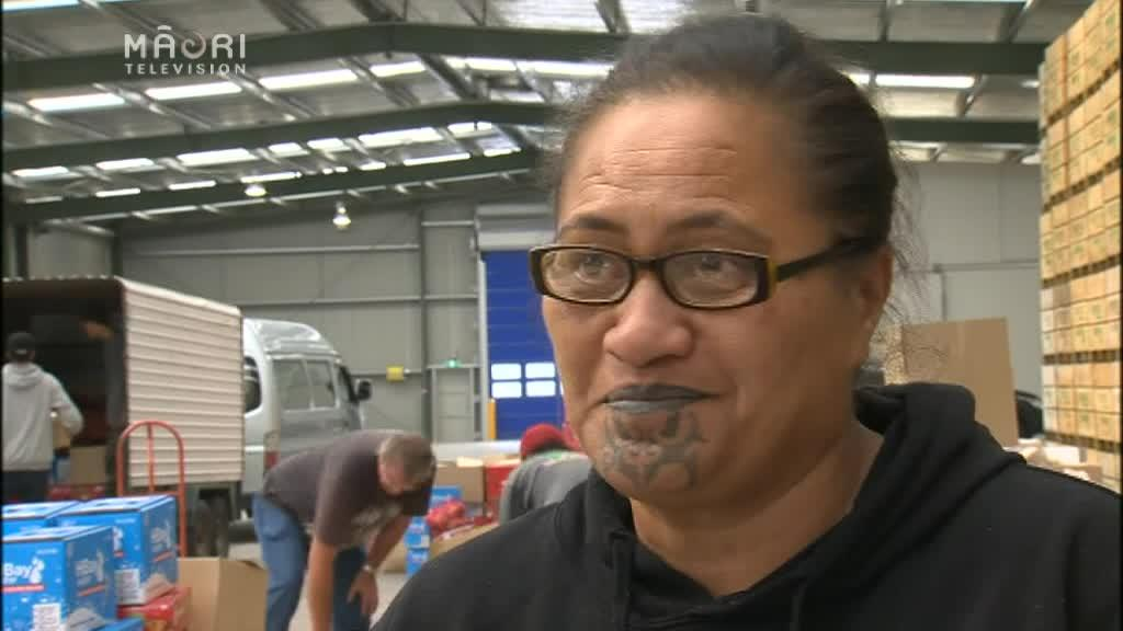 Video for Food to feed the Matatini masses