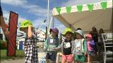 Video for Die-hard Te Matatini fans scramble for the best spot