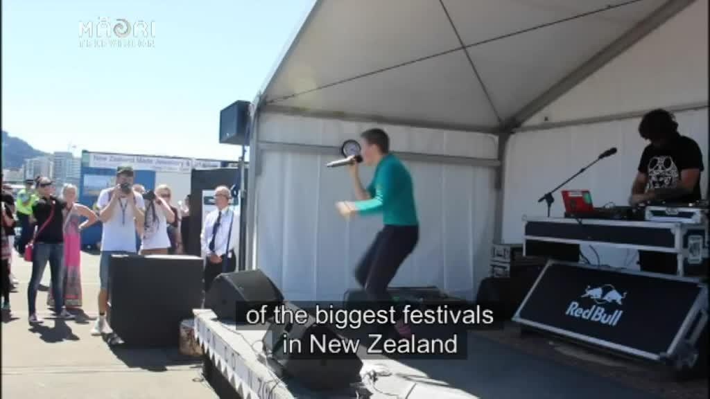 Video for Homegrown set to light up Wellington waterfront