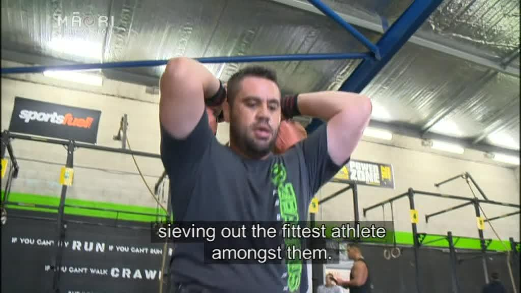 Video for Crossfit Games inspiring healthier lifestyles