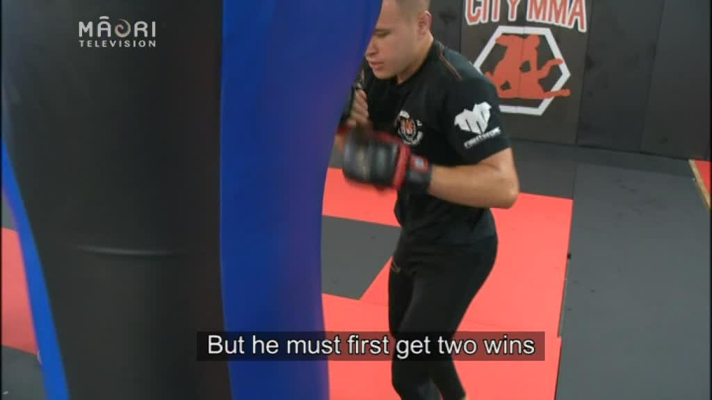 Video for Kara-France wants chance to fight on second New Zealand UFC  Event