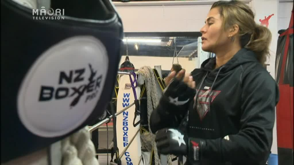 Video for  Genah Fabian makes return to the fight sports arena