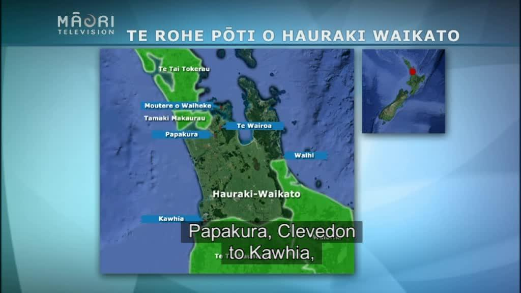 Video for Opinions divided in Hauraki Waikato seat
