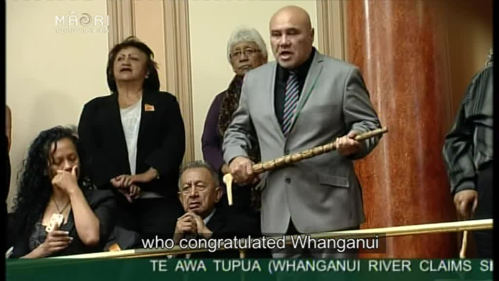Video for Bill recognises Whanganui River as a living and indivisible entity