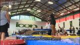 Video for  Kaiya Huta's on a mission to become the first Māori Olympic trampolinist