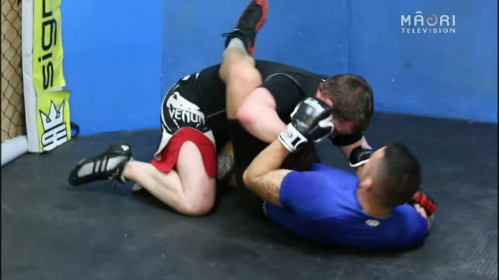 "Video for Kieran ""The Stonecutter"" Joblin on a mission to make UFC"