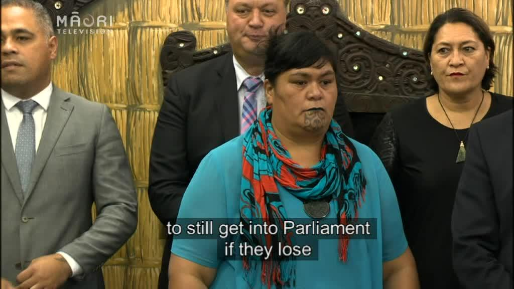Video for Labour's Māori seat MPs will stand as electorate MPs only in upcoming elections