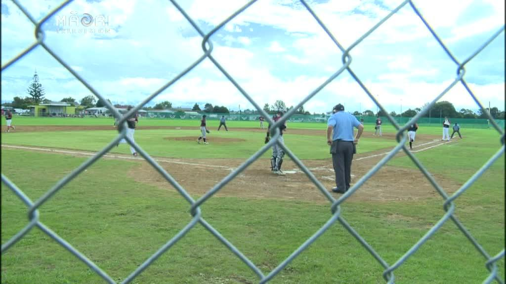 Video for North Shore claim second title at National Baseball Championships