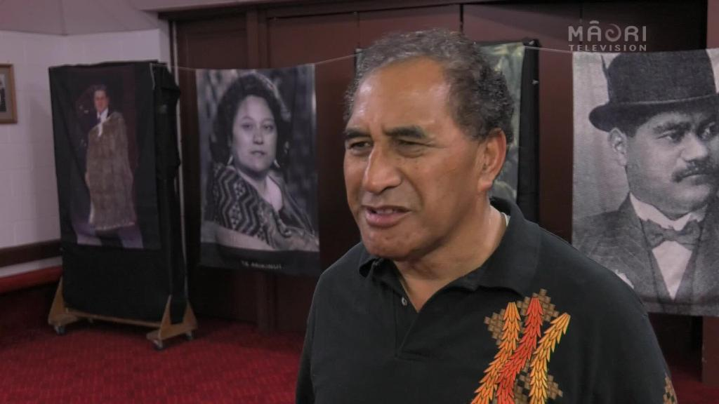 Video for Kiingitanga mourns the loss of King's sister