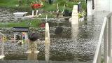 Video for Rahui imposed after Okahu Bay urupā flooding