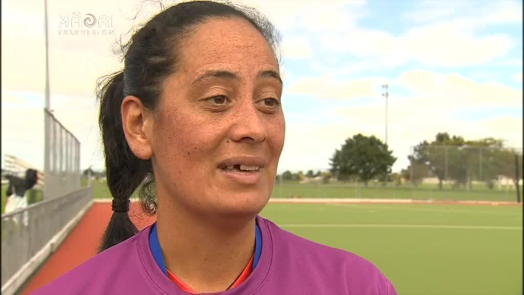 Video for NZ Māori women's hockey take the silver medal