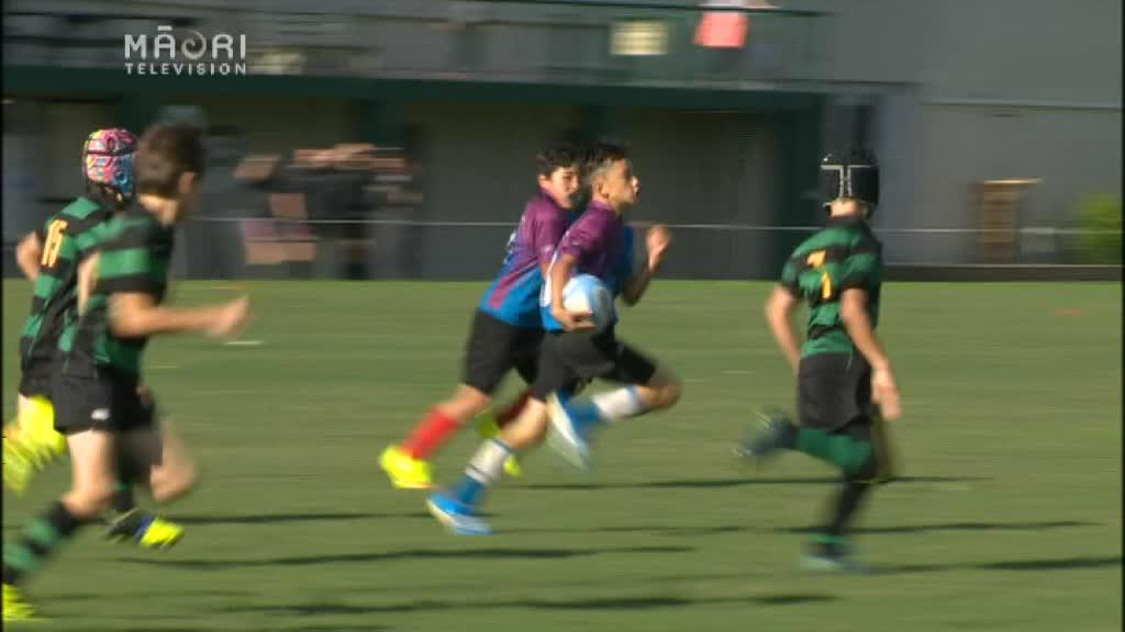 Video for Paikea rugby team makes waves at Auckland 7s tournament