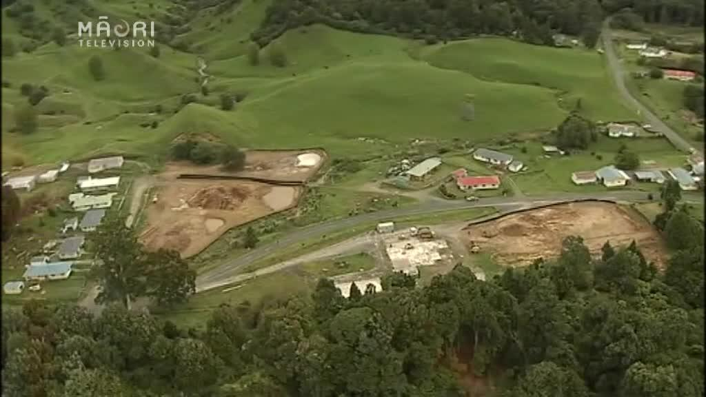 Video for Landlocked Ruatahuna residents remain in high spirits
