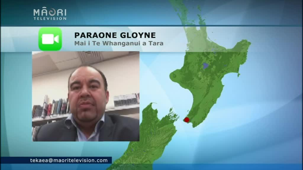 Video for Māori identity is in the eyes of the beholder – Paraone Gloyne