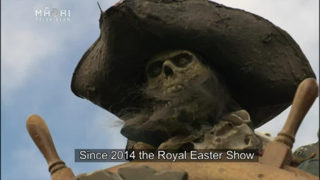 Video for Auckland's Royal Easter show feels effects of Cyclone Cook