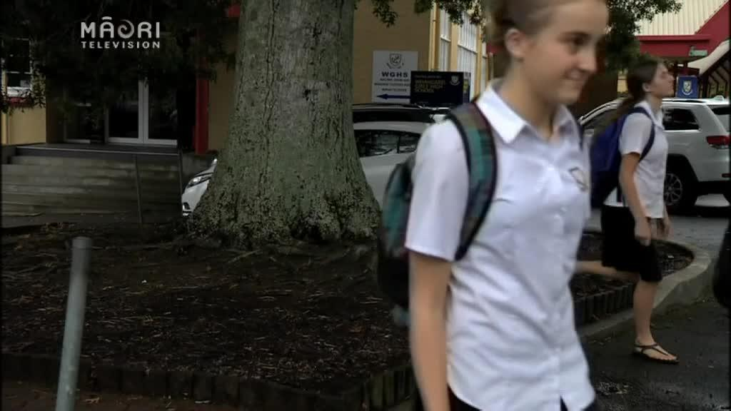 Video for NZ Youth Award Recipient acknowledged as a dynamic role model