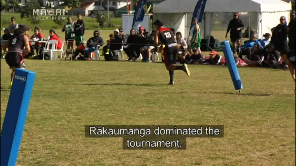 Video for Ngā Tapuwae claim National Secondary Schools Ki-o-rahi title