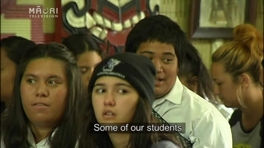Video for Waikato- Tainui reo strategy aiding student achievement