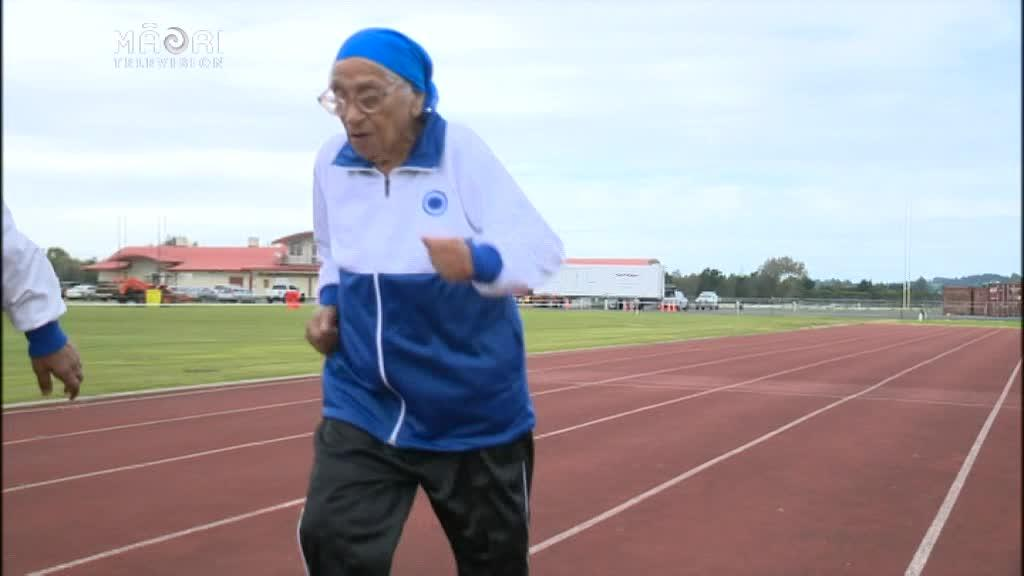 Video for 101-year-old ready for first World Masters run