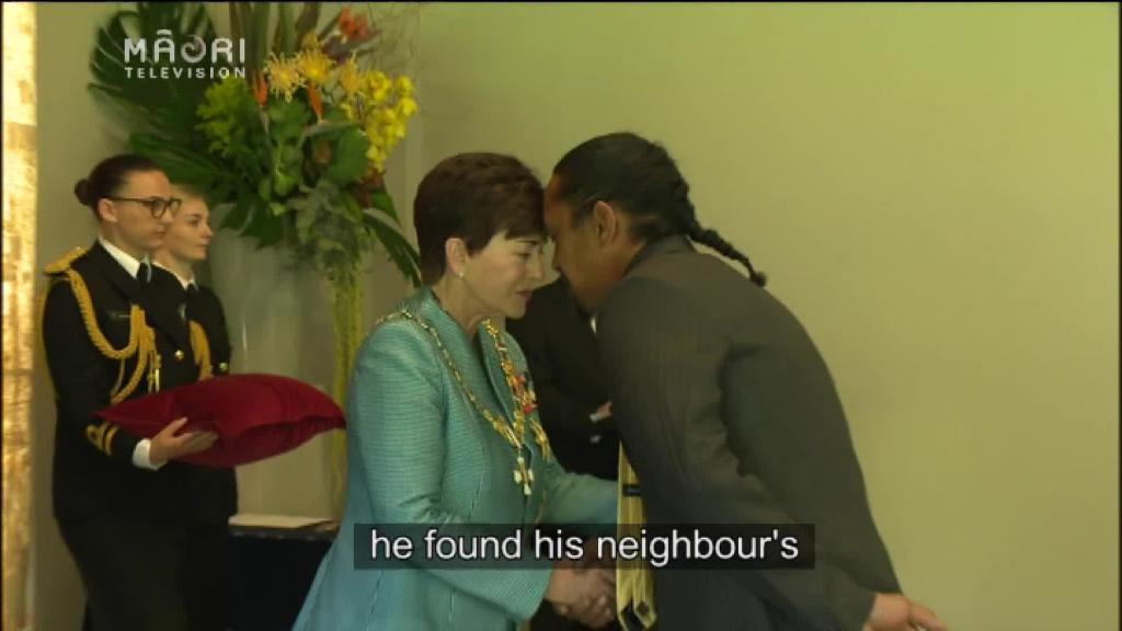 Video for A Māori broadcaster and a hero honoured at investitures