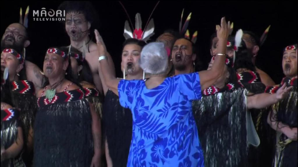 Video for Waihirere kapa haka matriarch Tangiwai Ria honoured