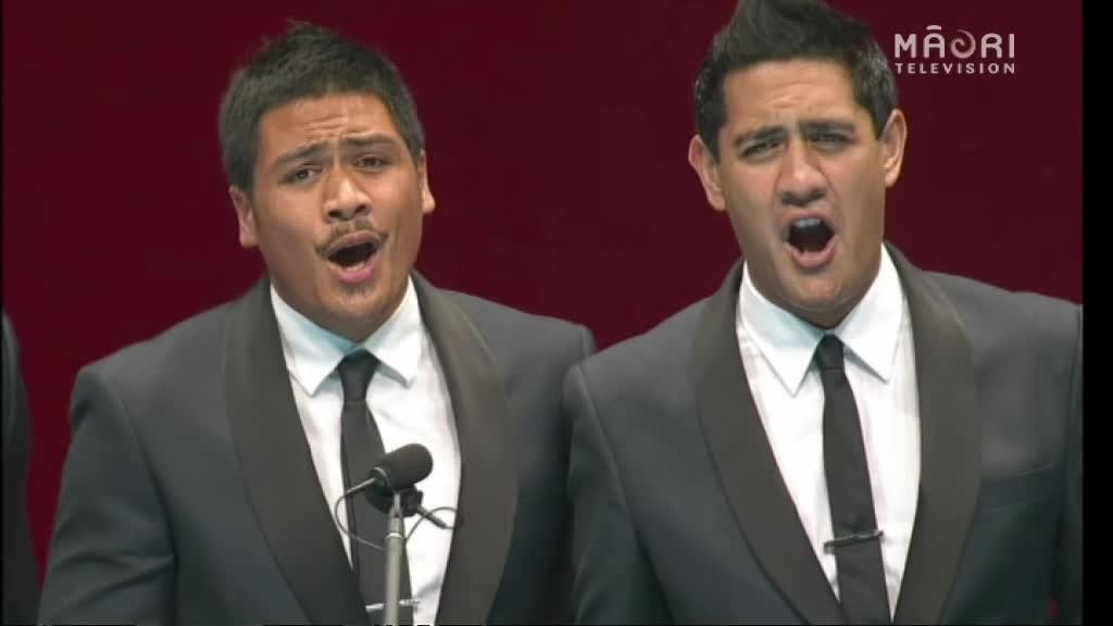 Video for TVNZ's The Naked Choir judge talks kapa haka
