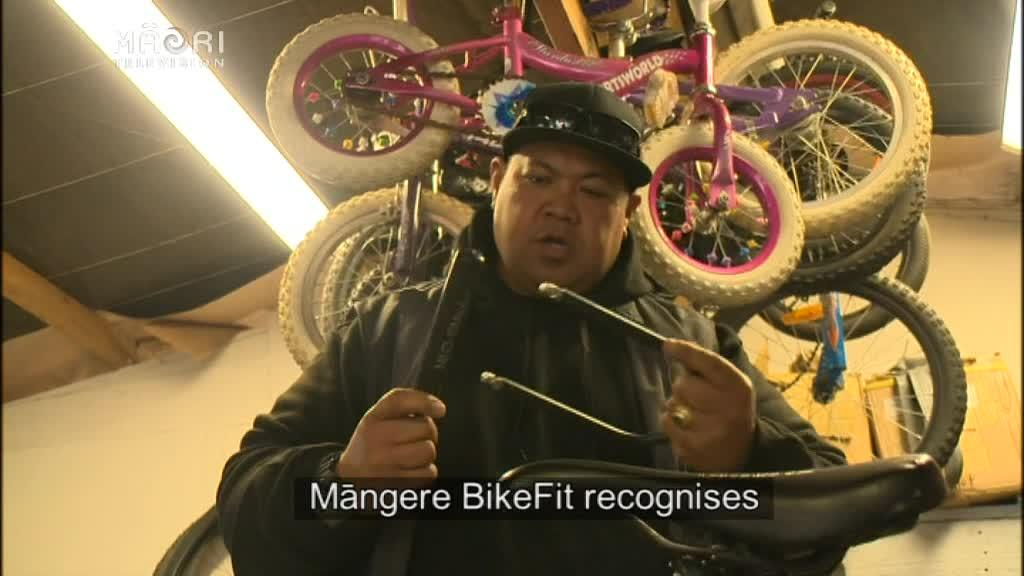 Video for Community initiative encourages Māori and Pasifika to use bikes