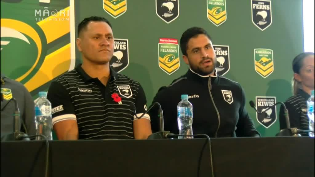 Video for Anzac Test – Kiwis looking to make a comeback