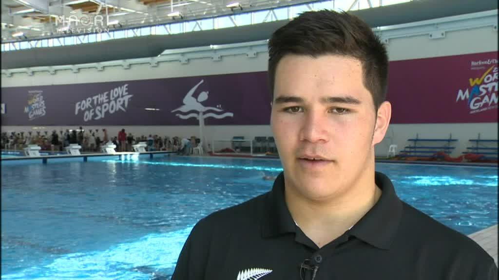 Video for NZ U17s Water Polo squad heads for the States