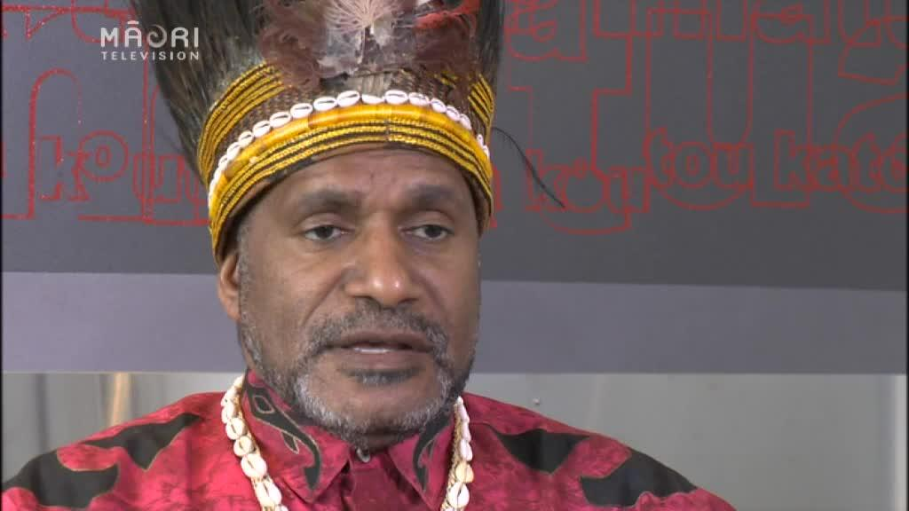 Video for West Papua independence leader seeks Māori backing for self-governance