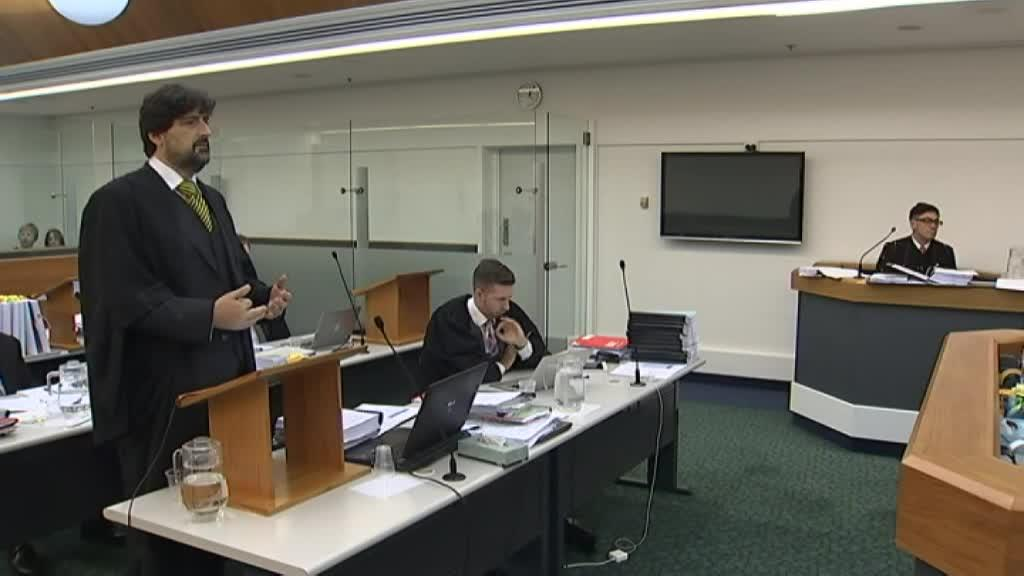 Video for  Toni Waho states his case in court against Kōhanga reo