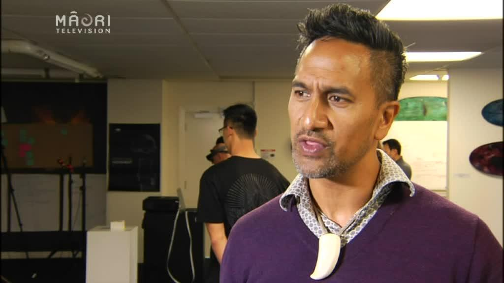 Video for Techweek'17 opportunity for Māori to engage in digital development