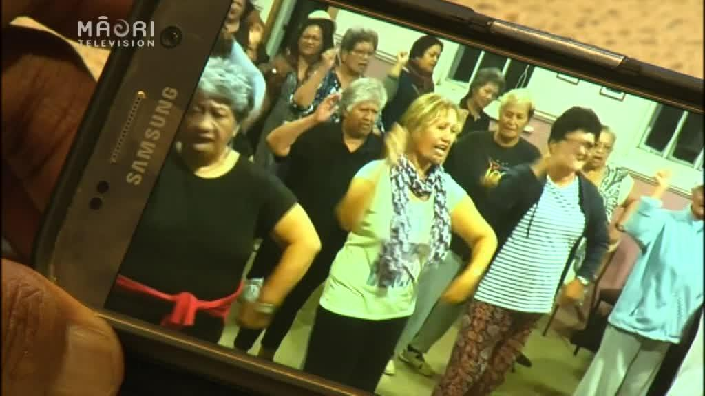 Video for Kapa Haka tutor agrees with new Māori dementia research