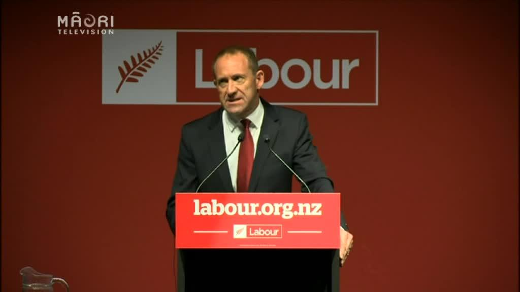 Video for Labour Leader aspires to raise number of Māori MPs