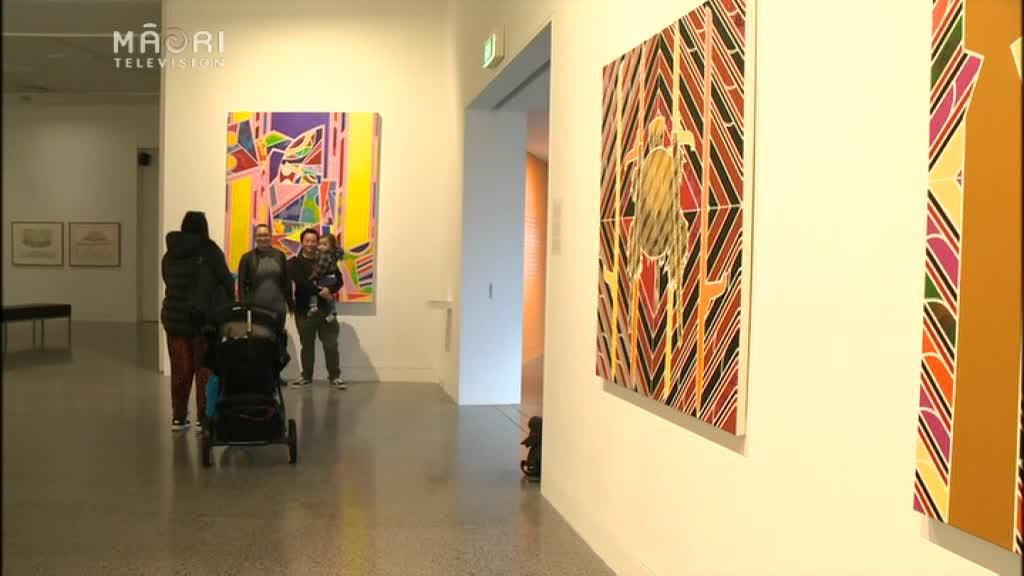 Video for Artist Zena Elliott and Tānikoniko exhibition