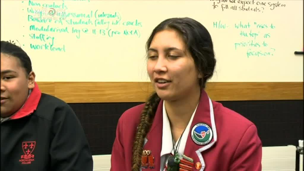 Video for Horowhenua College recognised in PM's Academic Excellence Awards