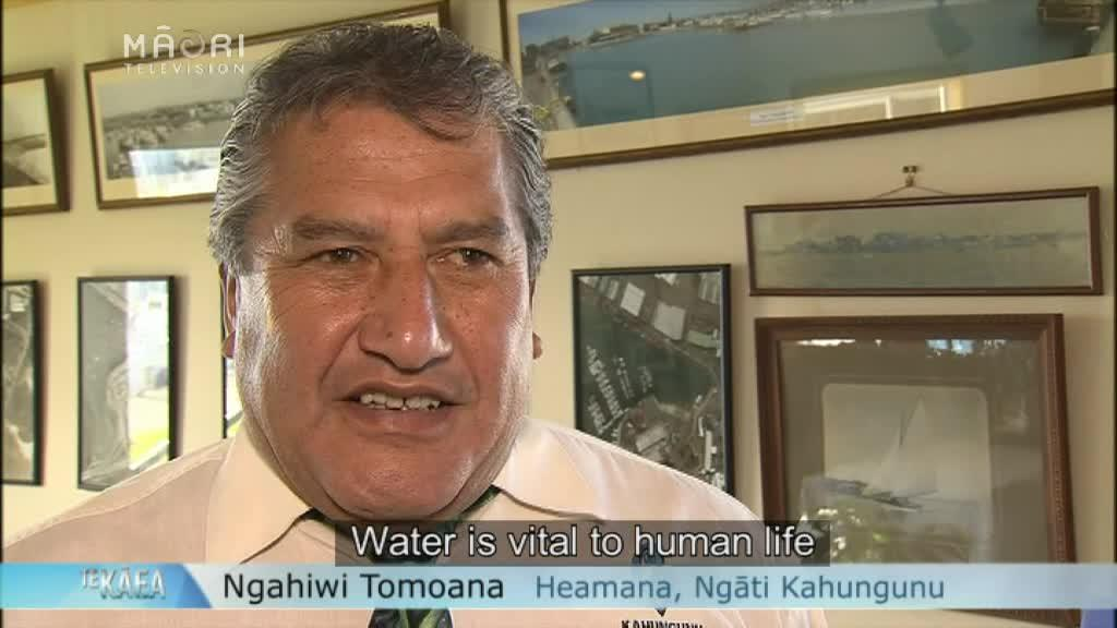 Video for Protecting drinking water a priority for Kahungunu