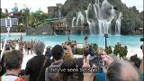 Video for Māori centre stage at Volcano Bay opening
