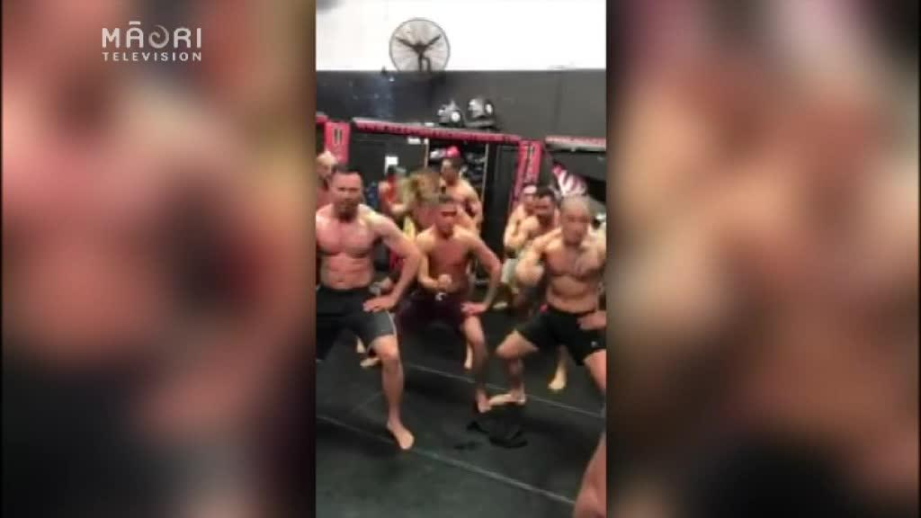 "Video for Haka video for Mark ""The Super Samoan"" Hunt goes viral"