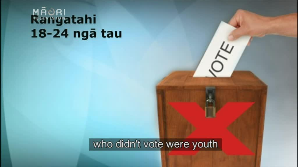 Video for Waikato Tainui and Electoral Commission unite to increase rangatahi vote