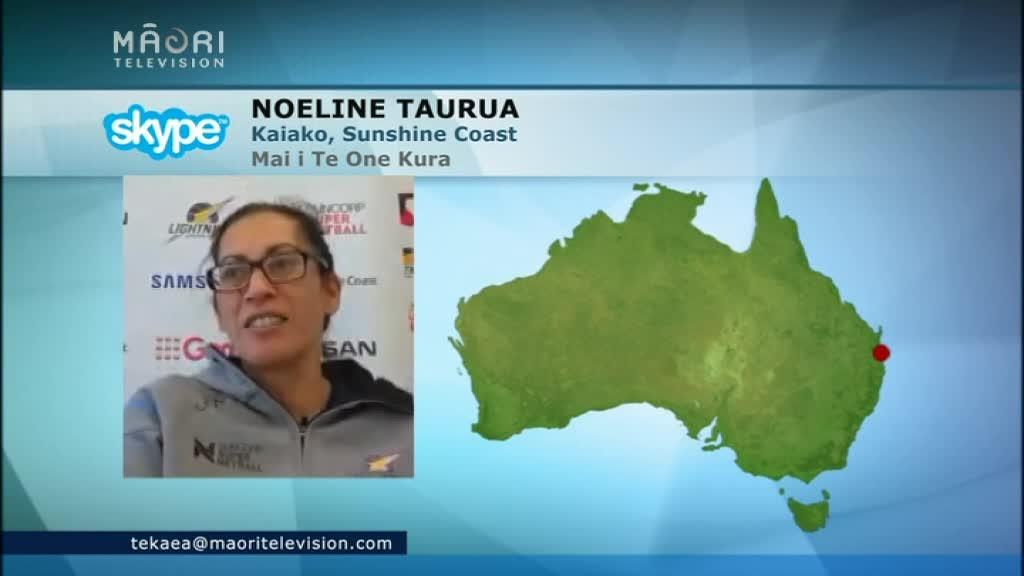 Video for Noelene Taurua guides Sunshine Coast lightning to semi-finals in their debut year
