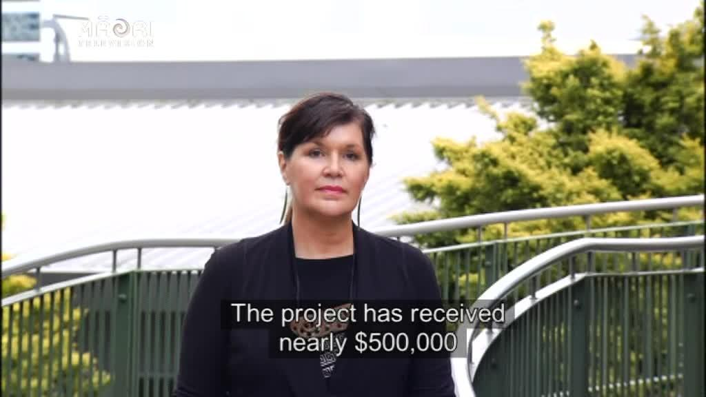 Video for Research funding to develop Māori leadership