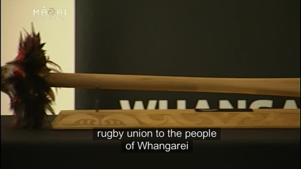 Video for Northland Māori Rugby Chair protests trampling of Māori protocols