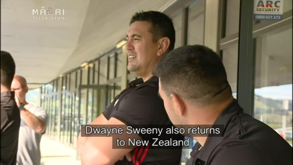 Video for NZ Baabaas leave no stone unturned