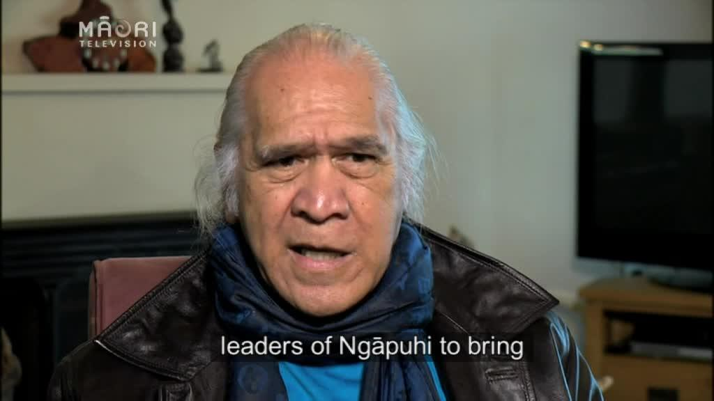 Video for Ngāpuhi settlement delayed once again